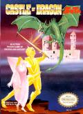 Castle of Dragon NES Front Cover