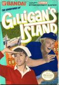 The Adventures of Gilligan's Island NES Front Cover