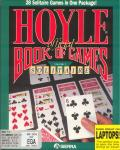 Hoyle Official Book of Games: Volume 2 - Solitaire DOS Front Cover