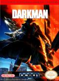 Darkman NES Front Cover