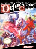 Defender of the Crown NES Front Cover