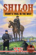 Shiloh: Grant's Trial in the West Commodore 64 Front Cover