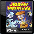 Jigsaw Madness PlayStation 3 Front Cover