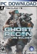 Tom Clancy's Ghost Recon: Future Soldier Windows Front Cover