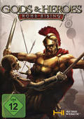 Gods & Heroes: Rome Rising Windows Front Cover