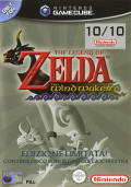 The Legend of Zelda: The Wind Waker (Limited Edition) GameCube Front Cover
