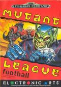 Mutant League Football Genesis Front Cover
