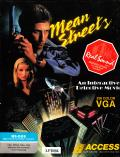 Mean Streets DOS Front Cover