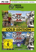 Die Siedler II: Die nächste Generation - Gold Edition Windows Front Cover
