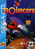 Bouncers SEGA CD Front Cover