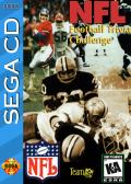 NFL Football Trivia Challenge SEGA CD Front Cover