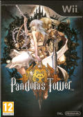 Pandora's Tower Wii Front Cover