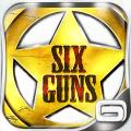 Six-Guns Android Front Cover
