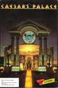 Caesars Palace DOS Front Cover