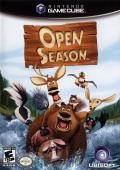 Open Season GameCube Front Cover