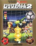 Football Manager 2 Amstrad CPC Front Cover
