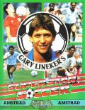 SuperStar Soccer Amstrad CPC Front Cover