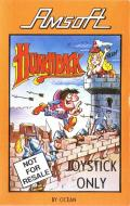 Hunchback Amstrad CPC Front Cover
