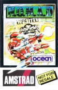 N.O.M.A.D Amstrad CPC Front Cover
