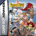 Summon Night: Swordcraft Story Game Boy Advance Front Cover