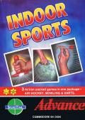 Superstar Indoor Sports Commodore 64 Front Cover