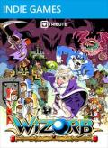 Wizorb Xbox 360 Front Cover