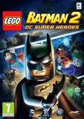 LEGO Batman 2: DC Super Heroes Macintosh Front Cover