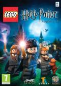 LEGO Harry Potter: Years 1-4 Macintosh Front Cover