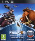 Ice Age: Continental Drift - Arctic Games PlayStation 3 Front Cover