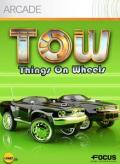 TOW: Things on Wheels Xbox 360 Front Cover