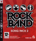 Rock Band: Track Pack - Volume 2 PlayStation 3 Front Cover