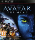 James Cameron's Avatar: The Game PlayStation 3 Front Cover