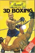 3D Boxing Amstrad CPC Front Cover