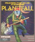 Planetfall Apple II Front Cover