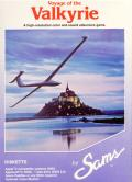 Voyage of the Valkyrie Apple II Front Cover