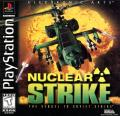 Nuclear Strike PlayStation Front Cover