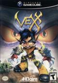 Vexx GameCube Front Cover