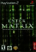 Enter the Matrix PlayStation 2 Front Cover