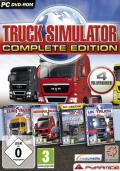 Truck Simulator: Complete Edition Windows Front Cover