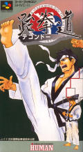 Taekwon-Do SNES Front Cover