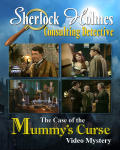 Sherlock Holmes: Consulting Detective 1 - The Case of the Mummy's Curse Windows Front Cover