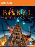 Babel Rising 3D Xbox 360 Front Cover