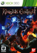 Knights Contract Xbox 360 Front Cover