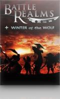 Battle Realms + Winter of the Wolf Windows Front Cover