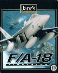 Jane's Combat Simulations: F/A-18 Simulator Windows Front Cover