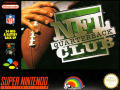 NFL Quarterback Club SNES Front Cover