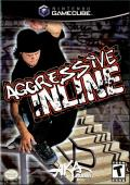 Aggressive Inline GameCube Front Cover