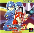 Mega Man 3 PlayStation Front Cover