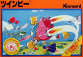 TwinBee NES Front Cover