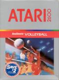 RealSports Volleyball Atari 2600 Front Cover